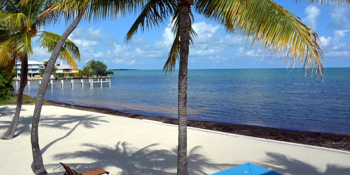 Beach At Matecumbe Resort